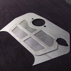 Auto Factory Oil Pan Baffle Plate