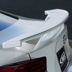 C-West Kouki Rear Spoiler (Type-2)