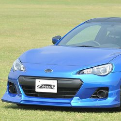 C-West BRZ Front Lip (Painted)
