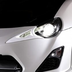 Pro Composite Headlight Aerodynamic