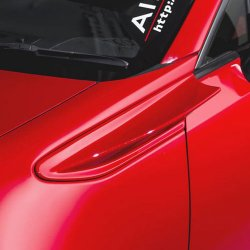 Aimgain GT-F Front Fender Fins