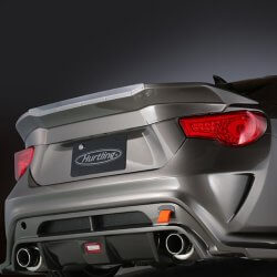 Hurtling Joker Rear Spoiler