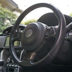 Axis Parts Steering Wheel Bezels Covers