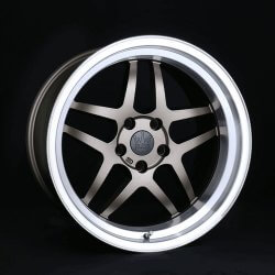 "326POWER Yaba King Gangsta 18"" Wheel"
