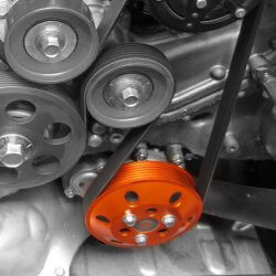 Full Blast Lightweight Waterpump Pulley