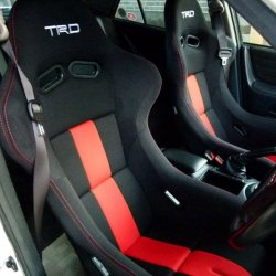 TRD Full Bucket Seat