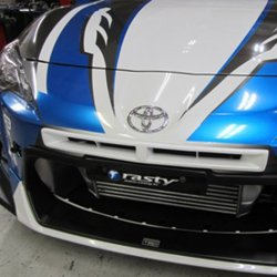 Rasty Front Bumper E-Duct