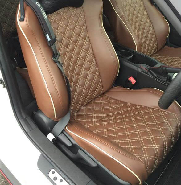 Brilliant Clazzio Quilted Seat Covers For 86 Fr S Brz 12 16 Inzonedesignstudio Interior Chair Design Inzonedesignstudiocom