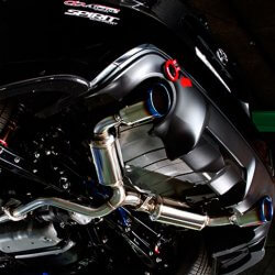 Acre Volcon-II Exhaust System